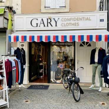 Gary Confidential Clothes